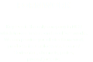 FORMWORK Kay Dee is the only company in NCR which trades in steel and steel formworks. We can provide you all steel formwork products like Cuplocks viz. Ledger/Horizontal , channels, plates, 